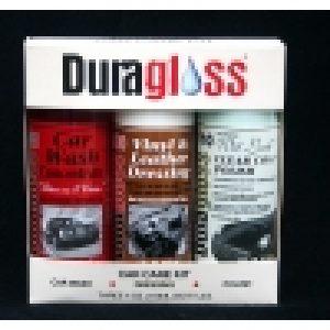 Duragloss Clear Coat Polish Kit